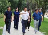全州县投资285亿元建设城北新区 赵乐秦实地考察