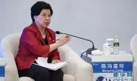 陈冯富珍建议成立粤港澳大湾区中医药创新中心