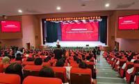 前大使姚培生在深北莫2021年开学典礼大谈学好俄语大有可为