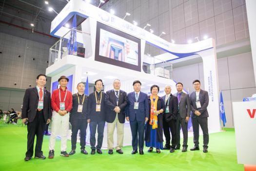 第三届中国国际进口博览会拉开帷幕