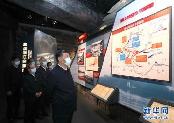 习近平在广西考察时强调 解放思想深化改革凝心聚力担当实干 建设新时代中国特色社会主义壮美广西