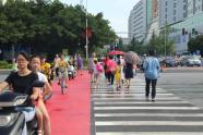 桂林众多十字路口更新换貌,你注意到了吗?