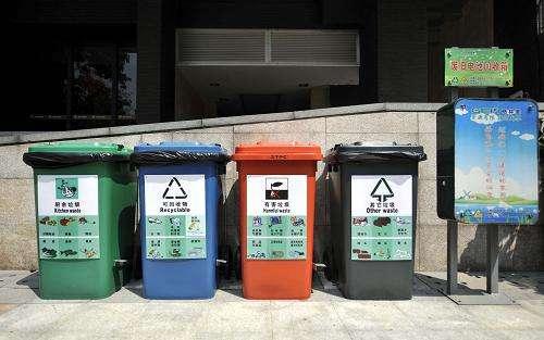 明年广州深圳要基本建成生活垃圾分类处理系统