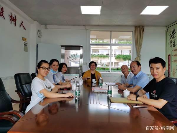 社会爱心人士到广州南武实验小学爱心资助