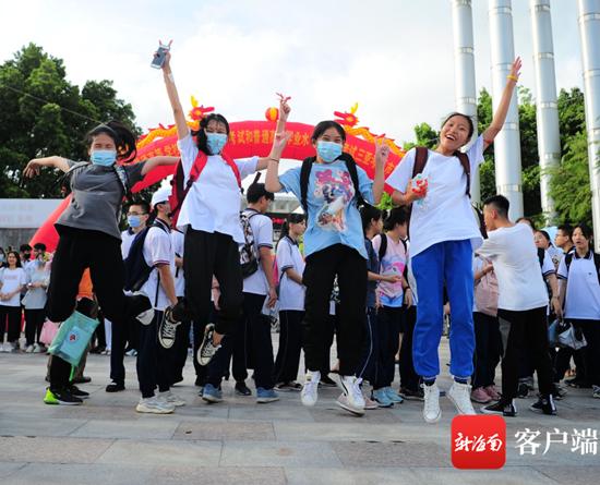 2020年海南高考顺利结束 7月13日开始评卷