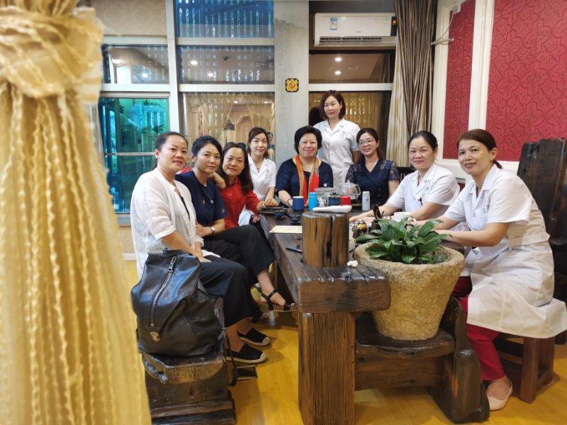 广州济生堂举行健康知识公益交流活动