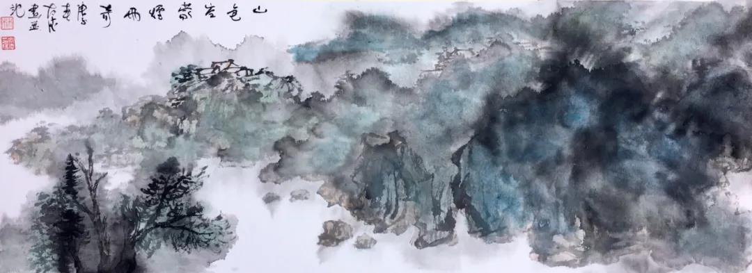 秀润雅逸——读林太德的中国画作品有感