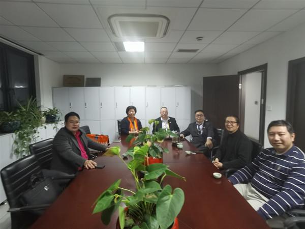 公益交流在上海大公律师事务所