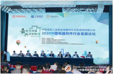 共促双循环|中国电器附件企业嘉兴共襄行业发展新格局