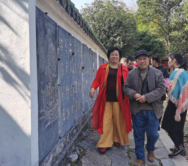 广东省传统文化促进会文化交流在桂林