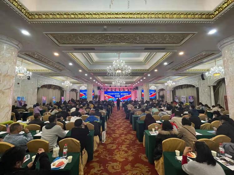 赏冬春风韵 甘肃省河西五市在广州推介精彩之旅