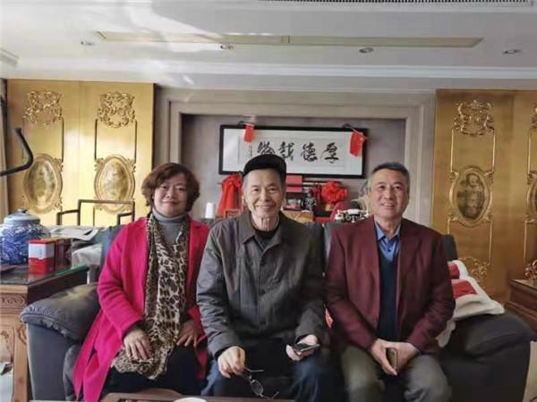 公益捐赠,爱心满满王文光先生捐赠书法作品公益拍卖
