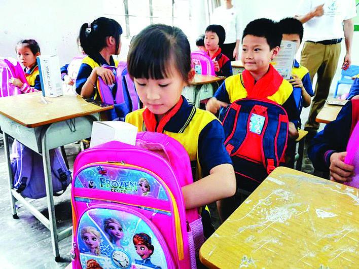 惠州:帮扶农村学校 深化城乡教育一体化发展