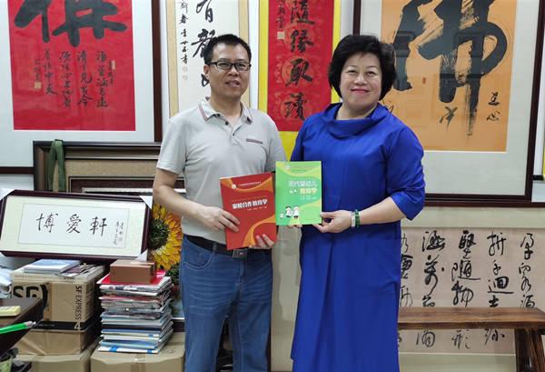 志愿者抗疫交流在广东人家番禺工作站举行