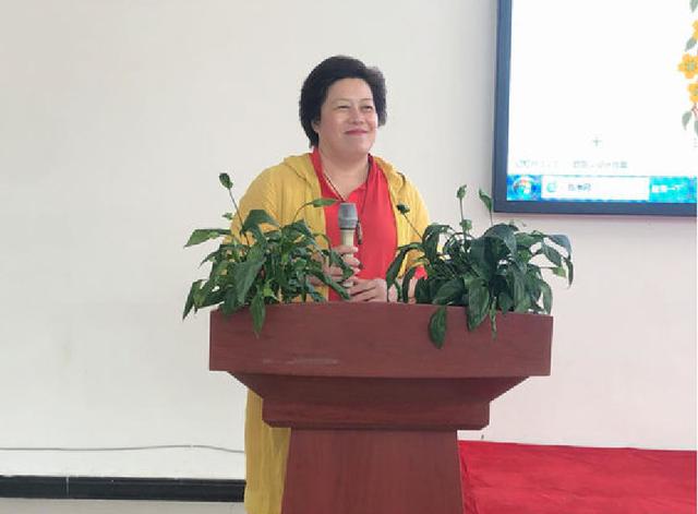 全国公益之星李建辉博士云南昭通开展教育公益行动